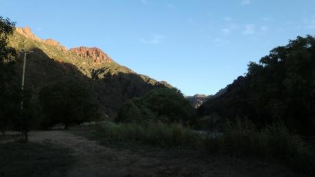 Cañón del Río Atuel